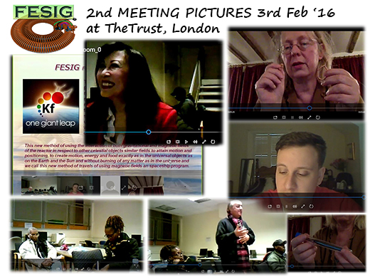 Fesig 2nd Meeting Pictures